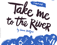 Take me to the River font