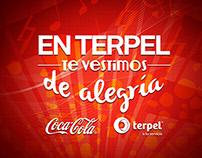 Alianza Coca Cola y Terpel