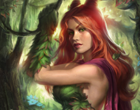 Dark Knight: Poison Ivy