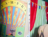 Детская Ханука 2014 (плакаты, оформление)