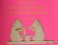 Book design. Russia Miami 2007 art catalog