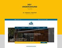 g2loc.com.br Redesign Website