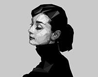 A Hommage to Audrey Hepburn