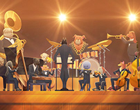 New Year Orchestra
