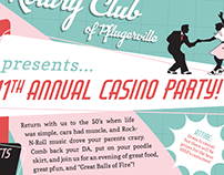 Rotary Club of Pflugerville: Casino Party 2018