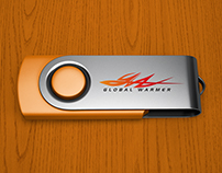 Pen Drive Mock-Up