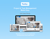 Taskly App Final Project Presentation