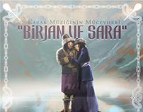 "Illustarion for  the ""Birjan and Sara Opera"""