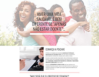 Landing Page PsiCare