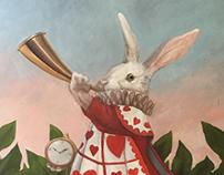 White Rabbitt