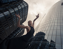 Natalia Povoroznyuk. Dance in the city