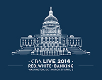 CBA LIVE 2014 - Red, White + Banking