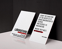 Branding: Laboratoire
