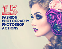 15 Free Fashion Photography Actions
