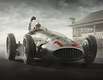 Silver Arrows - 12. The Fatherland's Finale