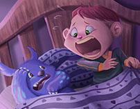 Das große Abenteuer des kleinen Monster