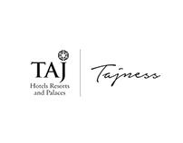 Tajness, Taj hotels & Palaces