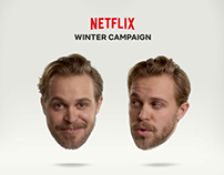 Netflix: Winter Campaign