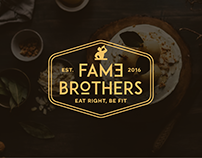 FameBrothers - Brand Identity