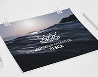 Logotipo Consello Galego de Pesca