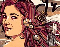 Granada Concept Poster