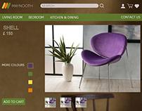 Maynooth furniture webdesign