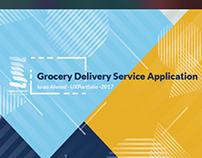Grocery Delivery Service Application