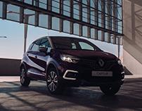 New Renault Captur Initiale Paris