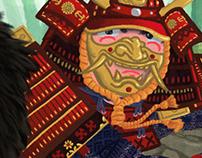 Pursuit of the Samurai