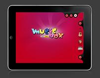 Music box Game.