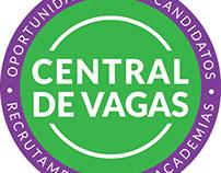 Logo Central de Vagas   02/2016
