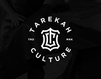 Tarekah Culture Leather Brand Identity Design
