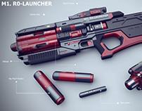 M1. R0-Launcher