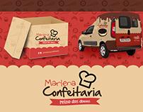 Branding - Malena Confeitaria