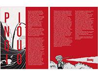 "Design Editorial ""O Pinóquio"""