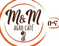 logo cafe / coffee logotype
