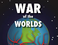 War of the Worlds Book cover