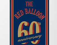 Red Ballon 60th Anniversary