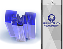 Işık University 20th Year Anniversary Souvenir Design