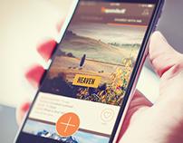 Nutshell Brand & App UI