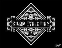ZILAP EVOLUTION - TYPEFACE