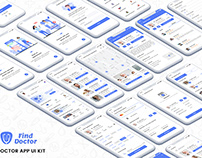 Book Doctor Appointment App Ui Kit