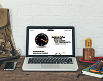Digital Index Landing Page