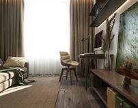 intelligent boy's room