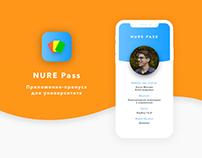 NURE Pass - приложение-пропуск для университета