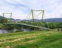 Cyklotrasa Humenne