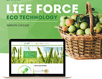 Life Force website