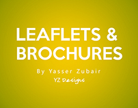 Brochures and Leaflest
