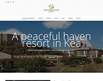 Κατασκευή ιστοσελίδας ξενοδοχείου resortkea.com