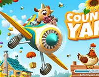 COUNTRY YARD game